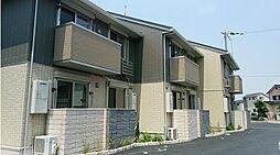 アバンツァート長砂B棟[2階]の外観