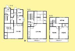 朝霞台駅 1,850万円