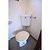 トイレ,2K,面積38m2,賃料3.6万円,つくばエクスプレス つくば駅 徒歩25分,つくばエクスプレス 研究学園駅 徒歩25分,茨城県つくば市春日3丁目