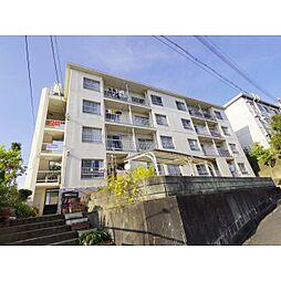 奈良県奈良市学園南3丁目の賃貸マンションの外観