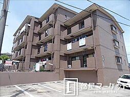 愛知県豊田市曙町4丁目の賃貸マンションの外観