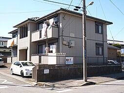 千葉県市原市加茂2丁目の賃貸アパートの外観