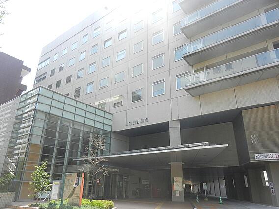 JR仙台病院へ...