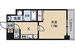 ASTIA新大阪3[5階]の間取り