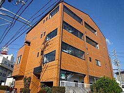 メゾン岸本[4階]の外観