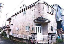 西金野井貸家[1階]の外観