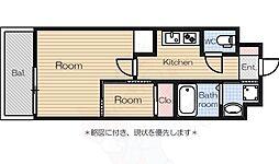 西新駅 6.3万円
