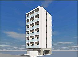 新庄町マンション計画[203号室]の外観