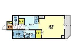 シトラセイトマンション[9階]の間取り