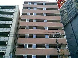 東京都品川区大崎1丁目の賃貸マンションの外観