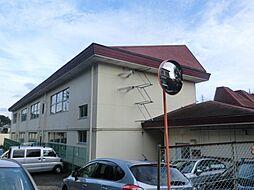 グロースガーデンS[1階]の外観