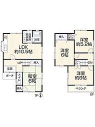 新田駅 1,698万円
