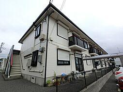 千葉県印旛郡栄町安食3丁目の賃貸アパートの外観