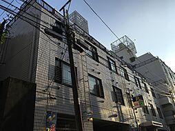ウエストインパート18[1階]の外観