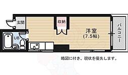 天満町駅 2.5万円