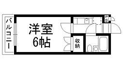 オーハウス11[0305号室]の間取り