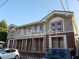 千葉県松戸市牧の原2丁目の賃貸マンションの外観