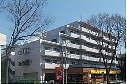 東京都調布市調布ケ丘1丁目の賃貸マンションの外観
