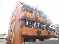 十三セブンハイツ[3階]の外観