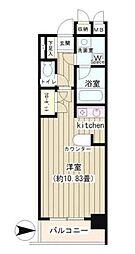 NONA PLACE渋谷神山町[0303号室]の間取り