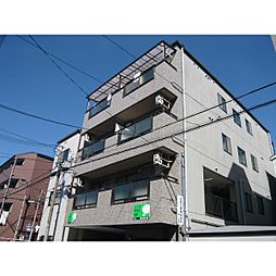 福山ハイツ[3階]の外観