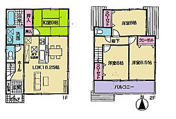志染駅 2,280万円