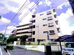 埼玉県所沢市東新井町の賃貸マンションの外観