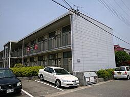兵庫県姫路市北条の賃貸アパートの外観