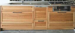 〜キッチンプラン例〜システムキッチン設置(同一タイプ)工事費90万円(価格に含みません