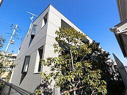 千葉県成田市公津の杜2丁目の賃貸マンションの外観