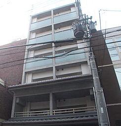 京都府京都市中京区正行寺町の賃貸マンションの外観
