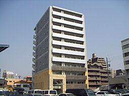 愛知県名古屋市東区泉3丁目の賃貸マンションの外観