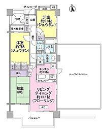 [一戸建] 東京都杉並区高井戸東3丁目 の賃貸【/】の間取り