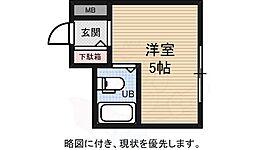 別院前駅 1.9万円