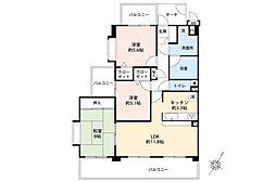 モリスふじみ野 5階