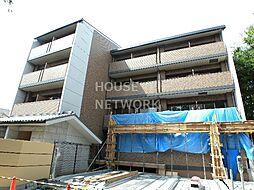 プレサンス京都修学院[304号室号室]の外観