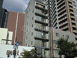 大阪府大阪市北区中之島3丁目の賃貸マンションの外観