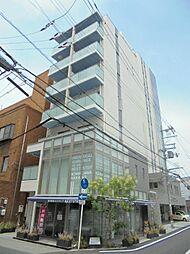 ヴィーブル駒川II[4階]の外観