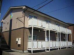 愛知県岩倉市東町東市場屋敷の賃貸アパートの外観