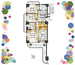 憧れの八事に住む 生活施設充実 バンベール・グラン山手弐番館