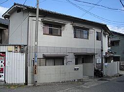 兵庫県宝塚市伊孑志1丁目の賃貸アパートの外観