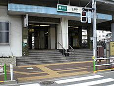 駅蓮根駅まで1473m