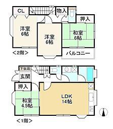 朝霧駅 2,180万円