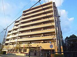 兵庫県宝塚市末広町の賃貸マンションの外観