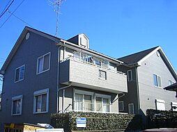 オレンジ・ペコ[2階]の外観