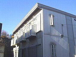 神奈川県横浜市港北区篠原東3丁目の賃貸アパートの外観