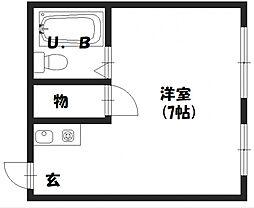 大日駅 1.6万円
