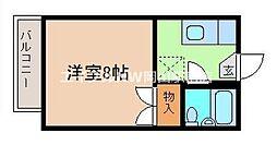 備前原駅 2.5万円