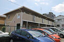 タウニ—イサカC棟[1階]の外観
