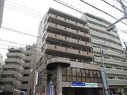 愛媛県松山市喜与町2丁目の賃貸マンションの外観